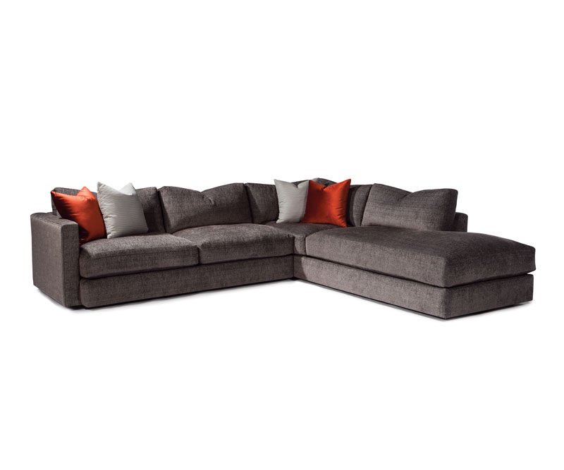 Thayer Coggin 1313 Big Sir Series Sectional