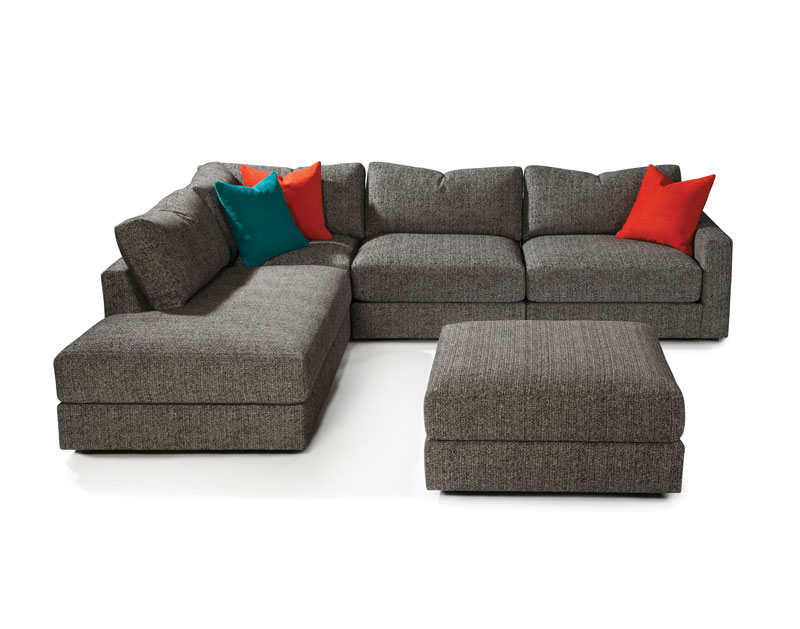 Thayer Coggin 1348 Zoom Out Series Sectional