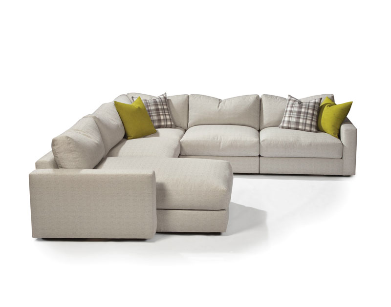 Thayer Coggin 1356 Zoom In Series Sectional