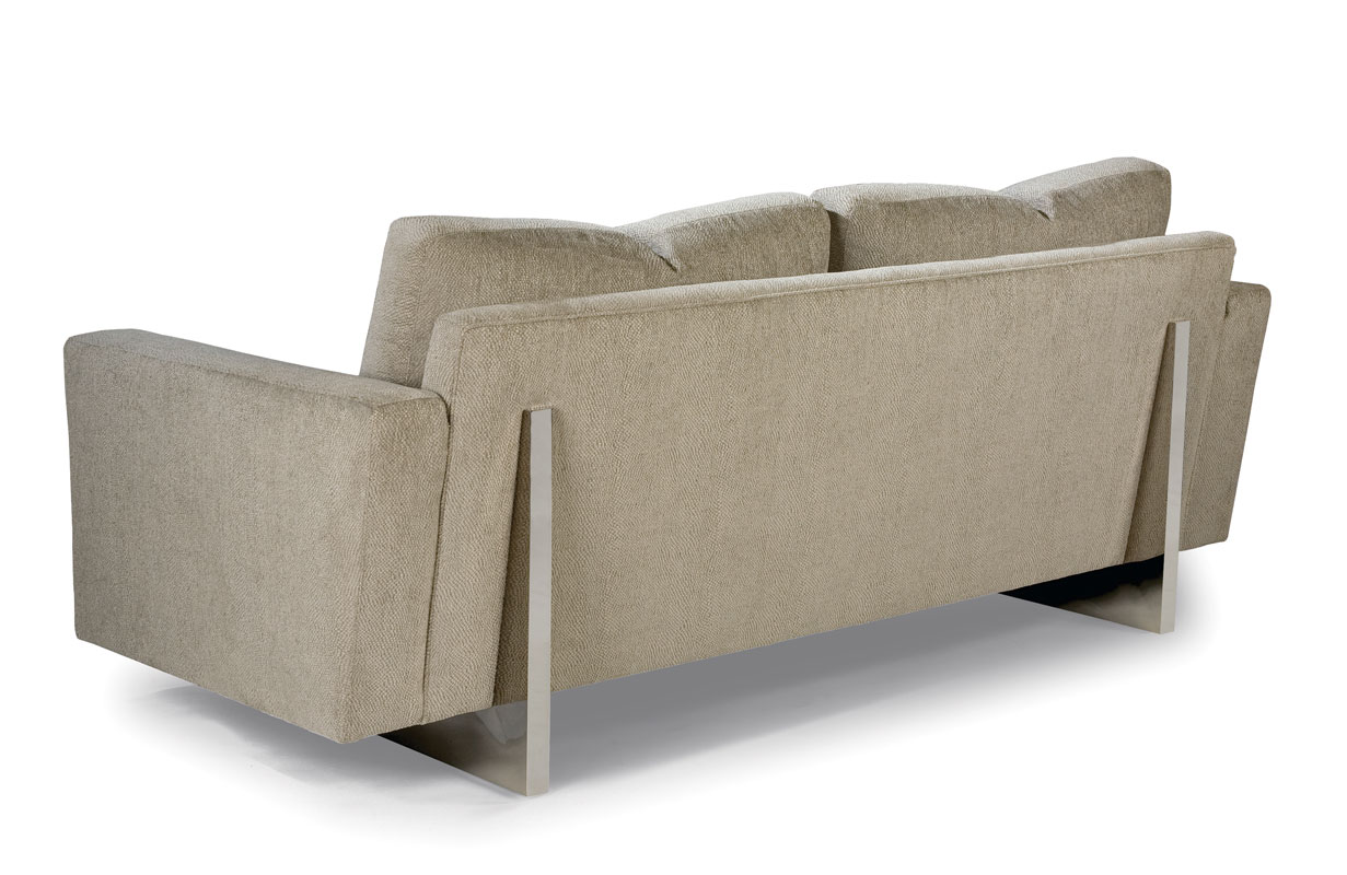 Thayer Coggin 1217 313 Cool Clip Sofa Back View
