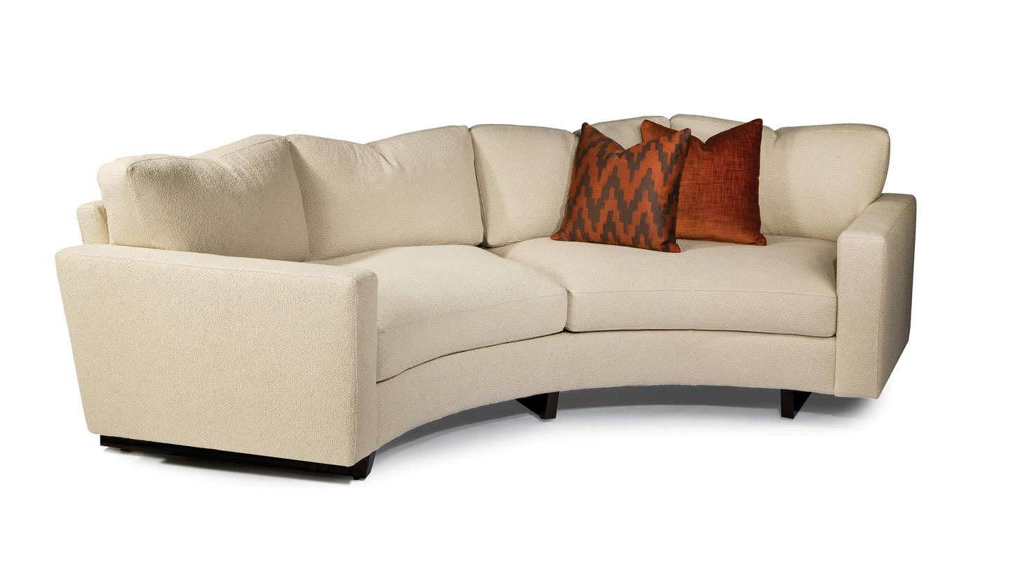 Curved Sectional Sofa Clip Sectional Sofa With Curved
