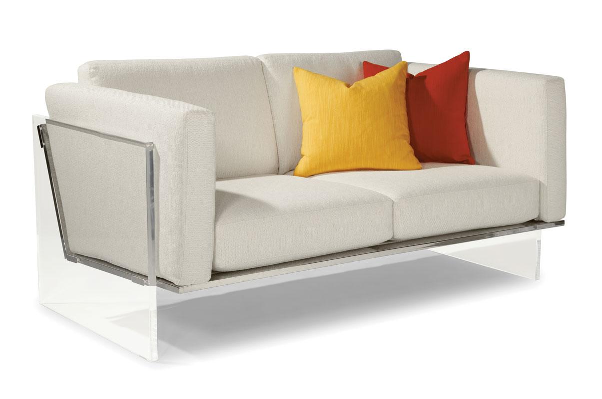 Thayer Coggin 1270 203 Get Smart Studio Sofa By Milo Baughman