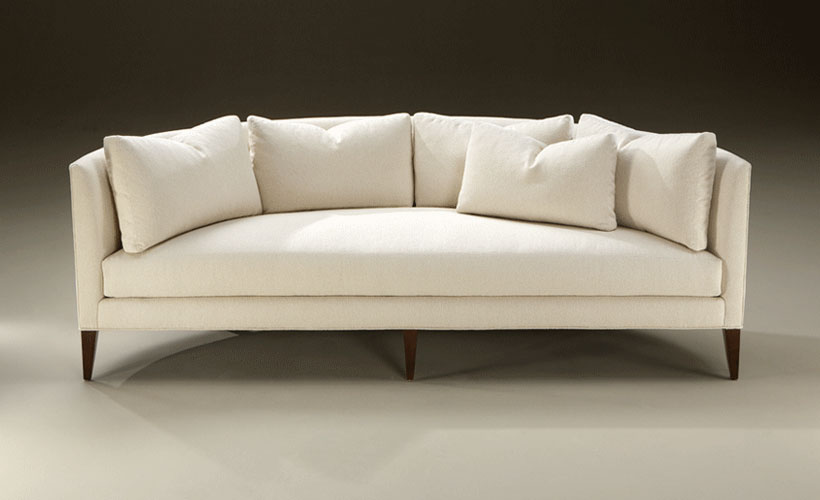 Thayer Coggin 1166 303 Parker Sofa With Bench Seat