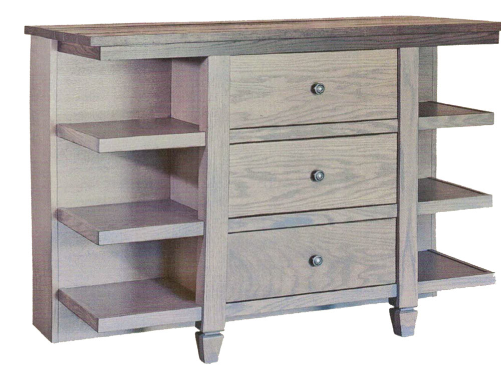 Oakfield TV Stand with Lift