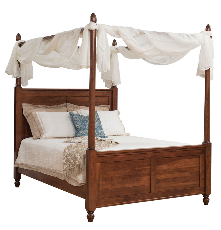 Bayleigh Bed with Canopy
