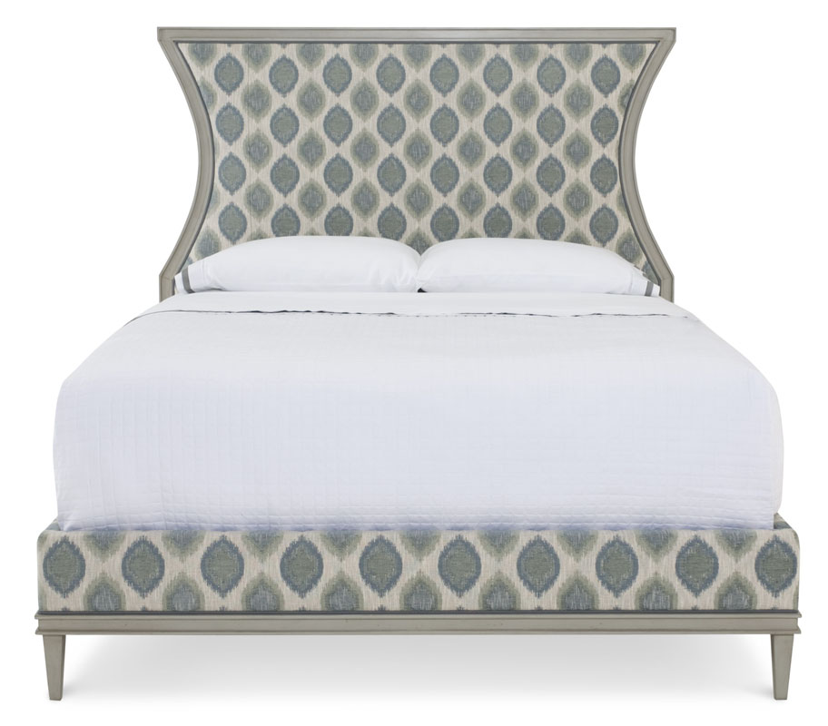 Wesley Hall Apollo Bed   207 Series In Fabric