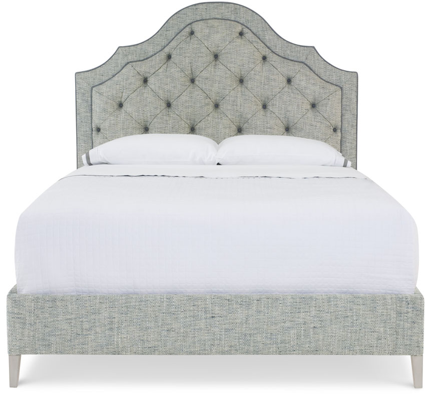Wesley Hall Athena Bed   206 Series In Fabric