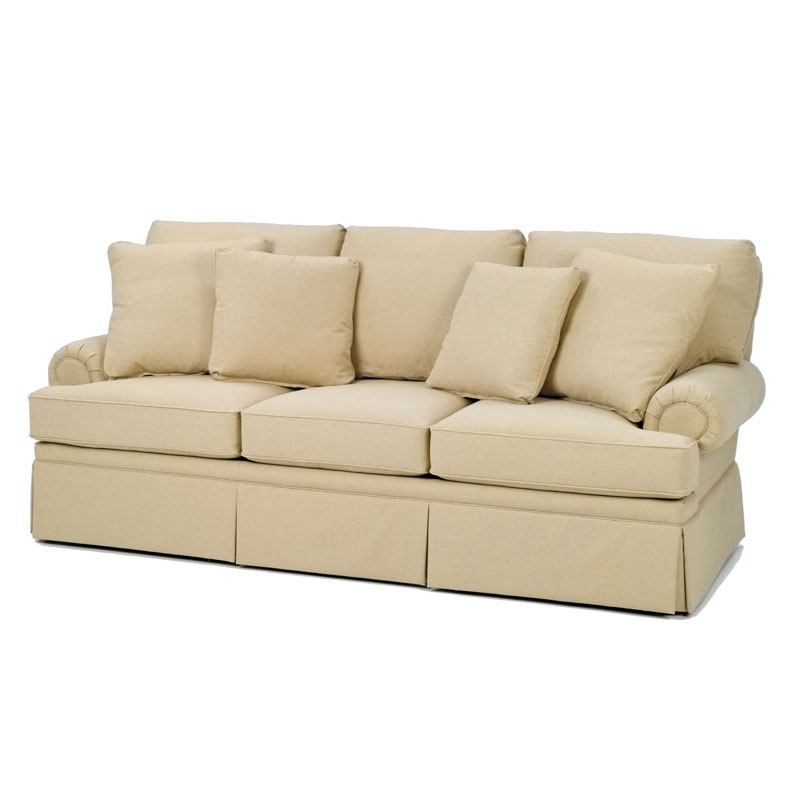 Wesley Hall 1218-92 Brennan Sofa