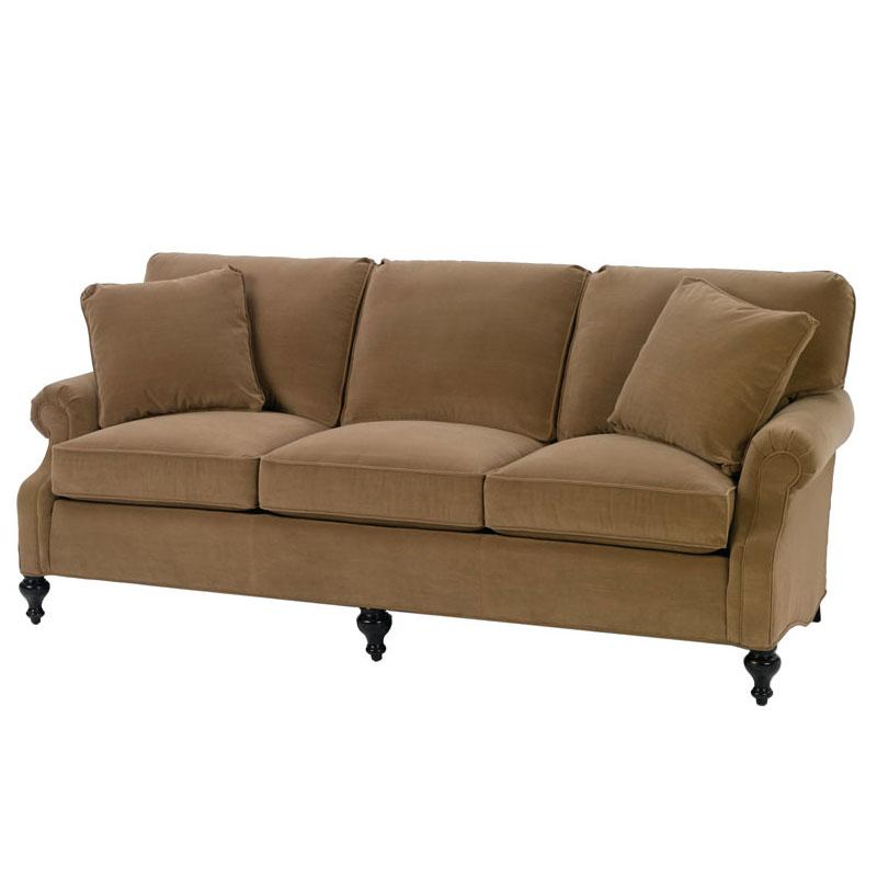 Wesley Hall 1514 85 Holden Sofa Ohio Hardwood Furniture