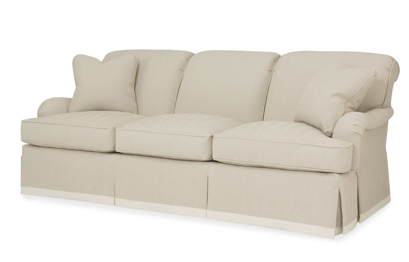 Wesley Hall 1950 86 Wellesley Sofa