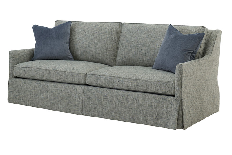 Wesley Hall 2016-85 Tolly Sofa