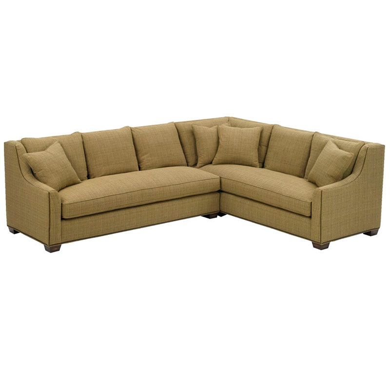 Wesley Hall 1904 Barrett Sectional