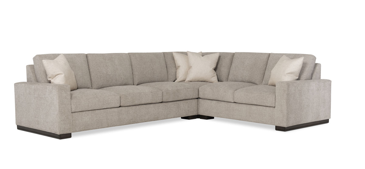 Wesley Hall P2018 Ample Sectional