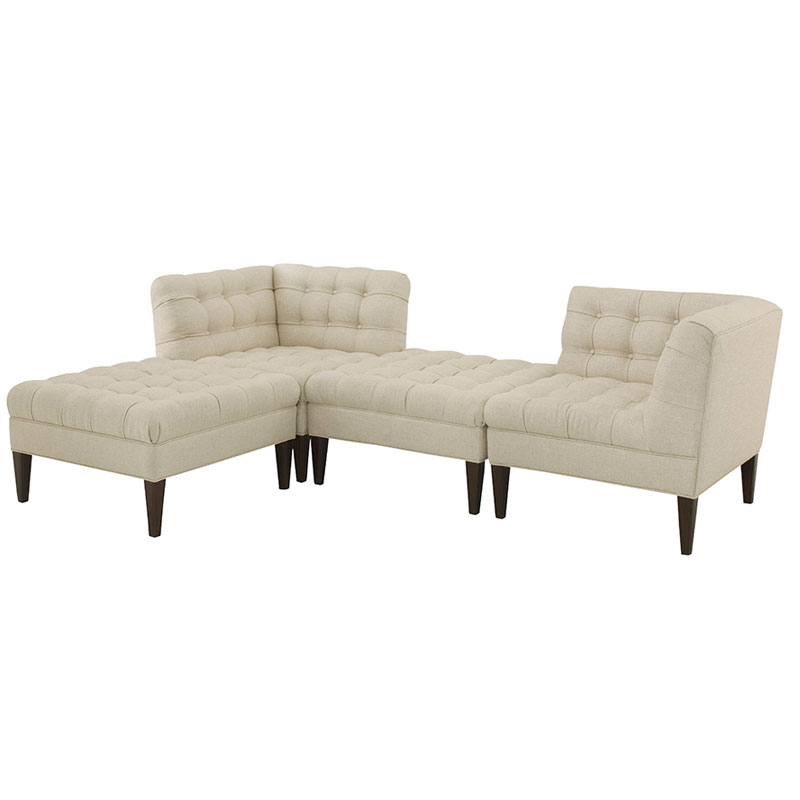 Wesley Hall 630 Trinity Sectional