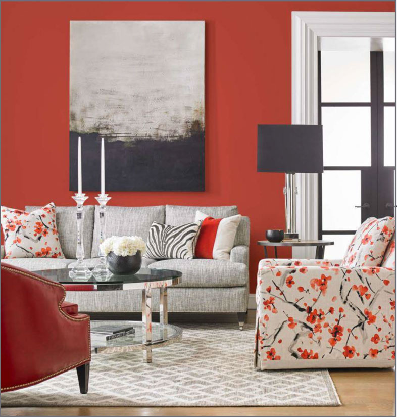 Wesley Hall Fabric Signature Elements Collection
