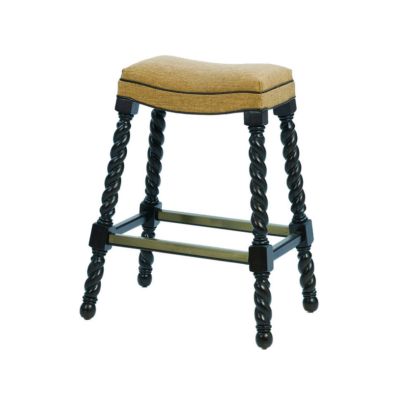 Wesley Hall 5001-BS Raleigh Bar Stool