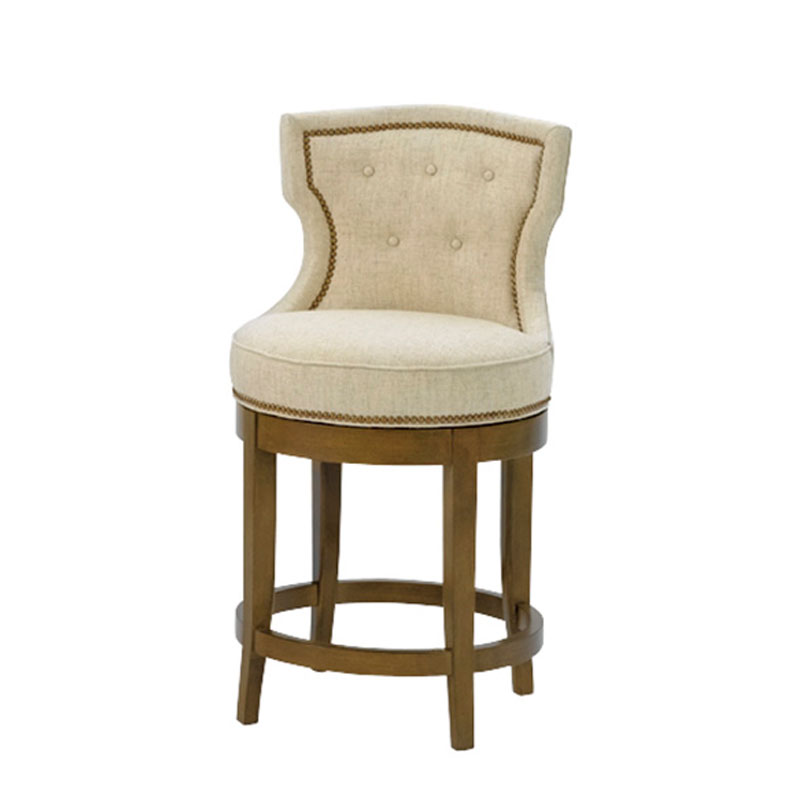 Wesley Hall 5012-CS Charlotte Counter Stool
