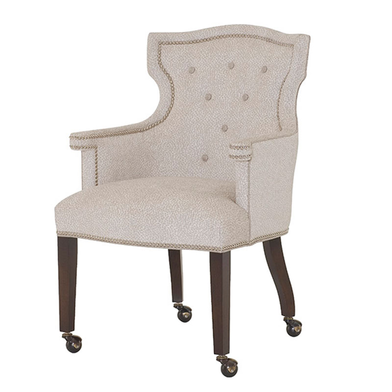 Wesley Hall 623-A Bayberry Game Chair