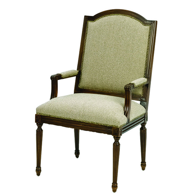 Wesley Hall 744-A Maxis Arm Chair