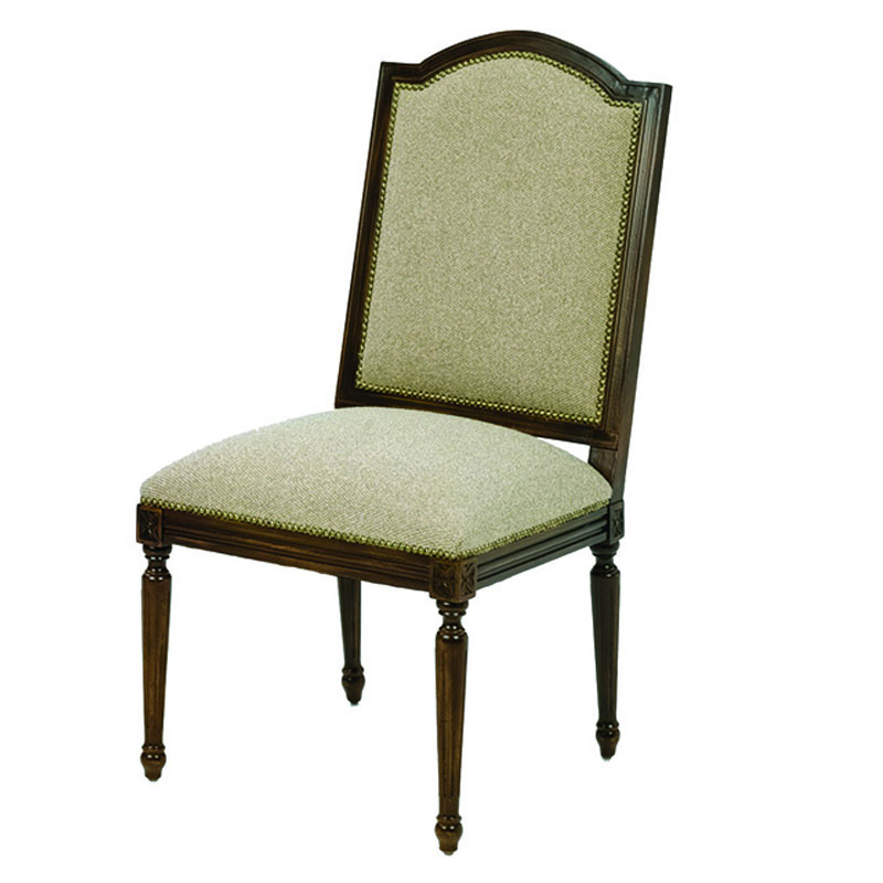 Wesley Hall 744-S Maxis Side Chair