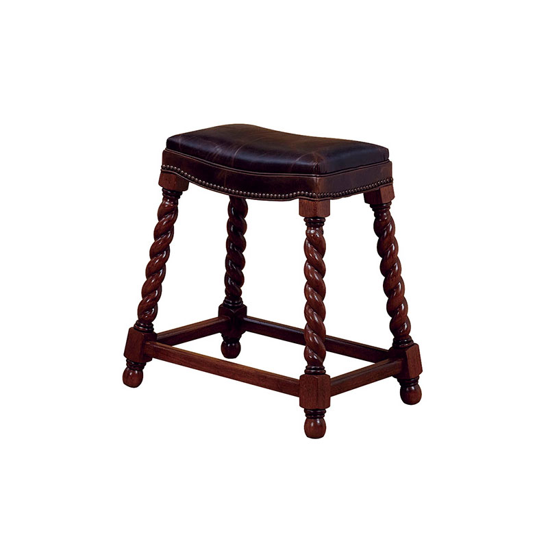 Wesley Hall L5001-CS Raleigh Counter Stool