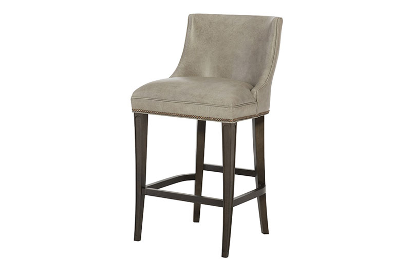 Wesley Hall L5022-BS Errol Bar Stool