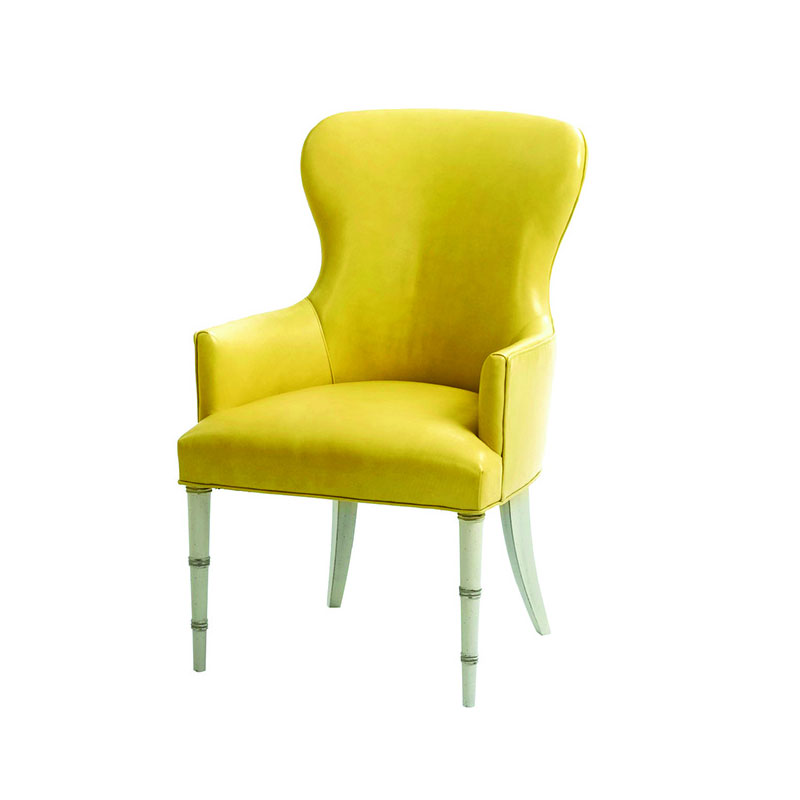 Wesley Hall L640-A Rowan Arm Chair