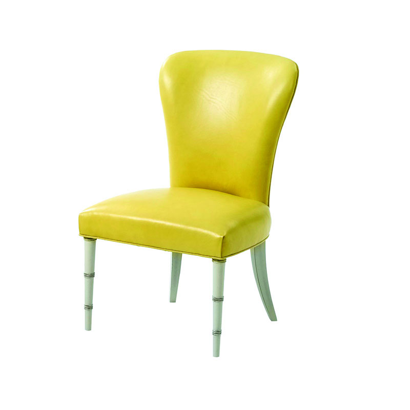 Wesley Hall L640-S Rowan Side Chair