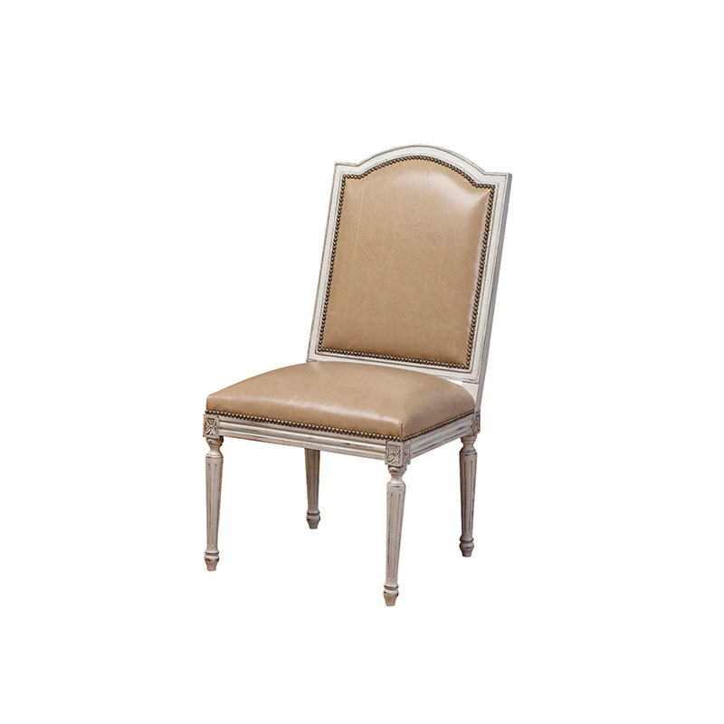 Wesley Hall L7079-S Maxis Side Chair