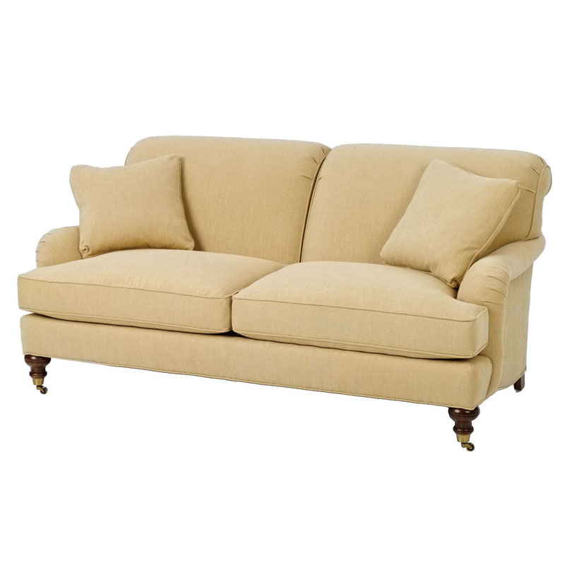Wesley Hall 1186-72 Hagan Sofa