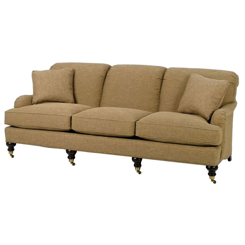 Beautiful Wesley Hall 1186 86 Hagan Sofa