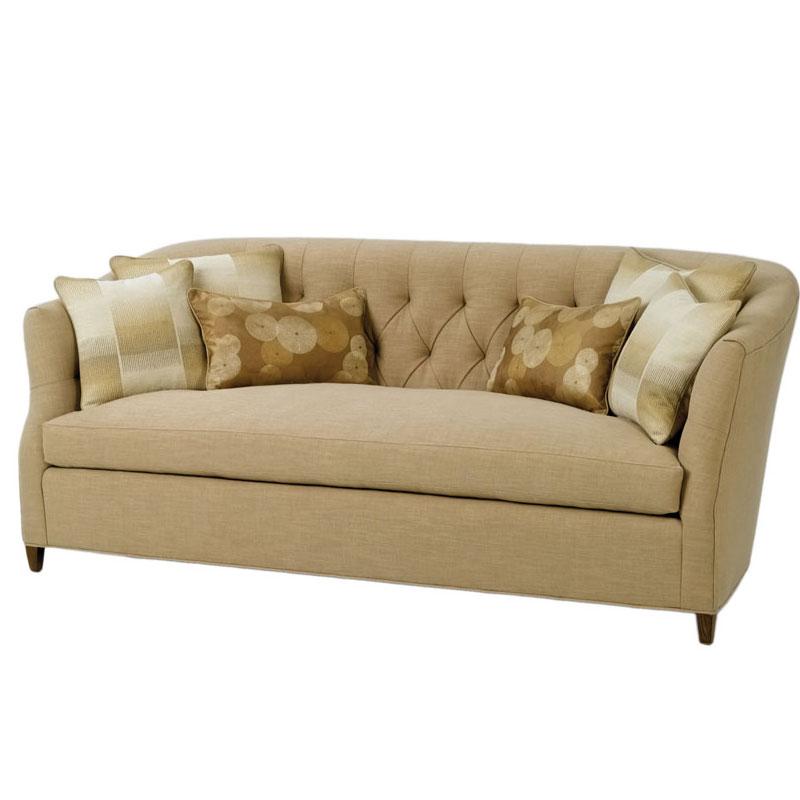 Wesley Hall 1832 85 Robinson Sofa Ohio Hardwood Furniture