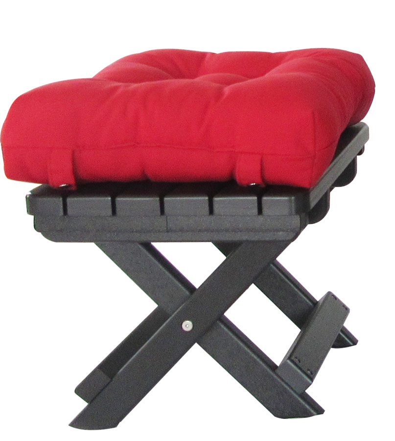 Poly Siesta Folding Freestanding Footrest