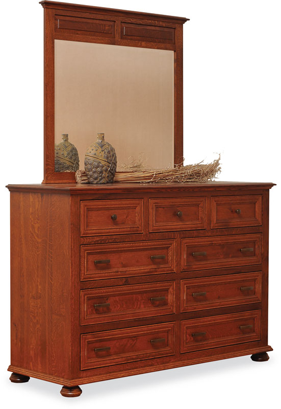Canyon Creek 9 Drawer Dresser