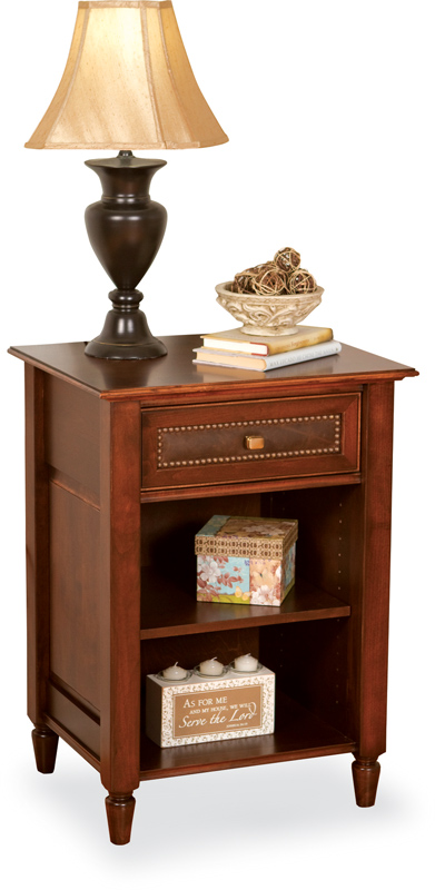 Stonebriar 1 Drawer Nightstand