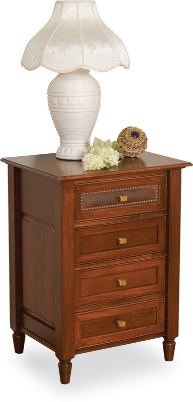 Stonebriar 4 Drawer Nightstand