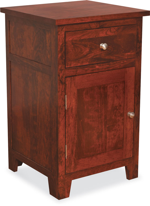 Olde Cottage 1 Drawer Nightstand