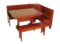 Economy Breakfast Nook Set