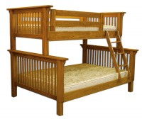 Prairie Mission Twin/Full Bunk Bed