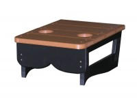 Poly Center Table