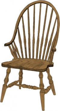 Crawford Arm Chair