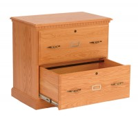 Heirwood 2 Drawer Lateral File Cabinet