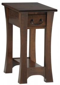 Woodbury Chairside End Table
