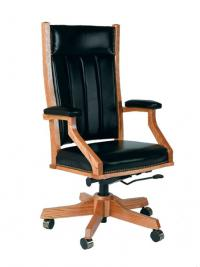 Mission Desk Chair