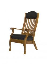 King Lounge Arm Chair