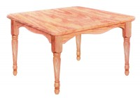 Harvest Chair Leg Table
