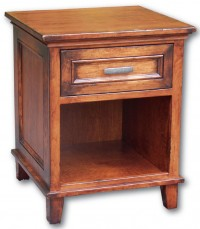 Brooklyn 1-Drawer Nightstand