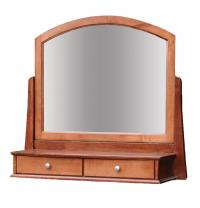 Crescent Arched Mirror
