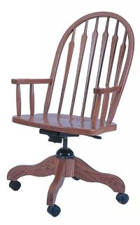 Heirwood Arrow Back Desk Chair