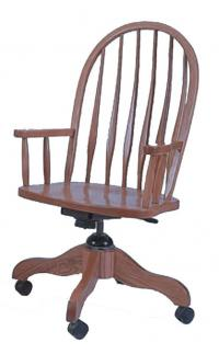 Heirwood Bent Feather Desk Chair